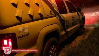 PM encerra festa clandestina com mais de 500 pessoas em chácara no interior de Medianeira